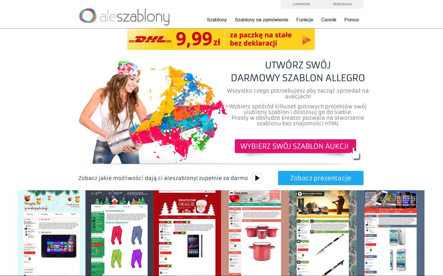 aleszablony.pl - top