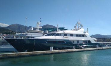 La Polonia yacht