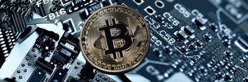 spadek bitcoin