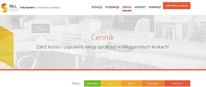 sellingo - cennik